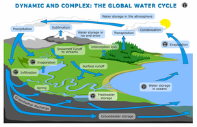 Detailed water cycle diagram 7th grade complete wiring diagrams ess2 4 7th grade science rh smsdiscovery weebly com the water cycle diagram org interactive water cycle diagram ccuart Gallery